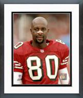 San Francisco 49ers Jerry Rice Posed Framed Photo