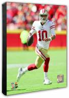 San Francisco 49ers Jimmy Garoppolo Action Photo