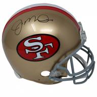 San Francisco 49ers Joe Montana Signed Authentic Helmet