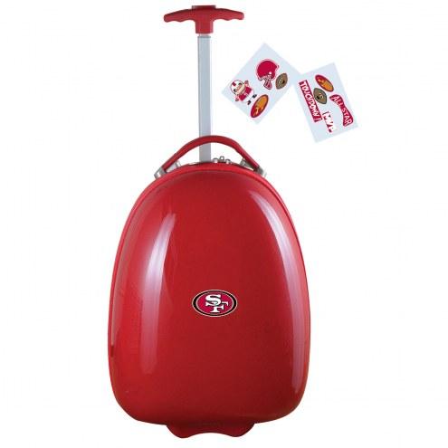San Francisco 49ers Kid's Luggage