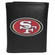 San Francisco 49ers Large Logo Tri-fold Wallet