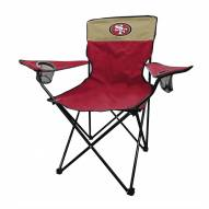San Francisco 49ers Legacy Tailgate Chair