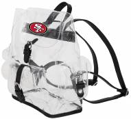San Francisco 49ers Lucia Backpack
