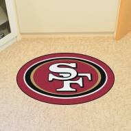 San Francisco 49Ers Mascot Mat