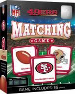 San Francisco 49ers Matching Game