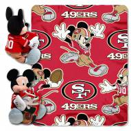 San Francisco 49ers Mickey Mouse Hugger