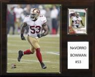 "San Francisco 49ers NaVorro Bowman 12"" x 15"" Player Plaque"