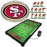 San Francisco 49ers NFL Electric Football Game