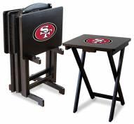 San Francisco 49ers NFL TV Trays - Set of 4