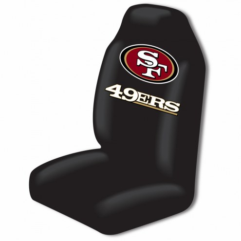 San Francisco 49ers Car Seat Cover