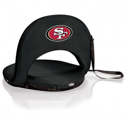 San Francisco 49ers Oniva Beach Chair