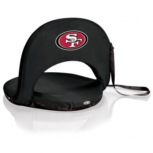San Francisco 49ers Oniva Beach Chair