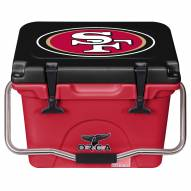 San Francisco 49ers ORCA 20 Quart Cooler