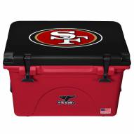 San Francisco 49ers ORCA 40 Quart Cooler