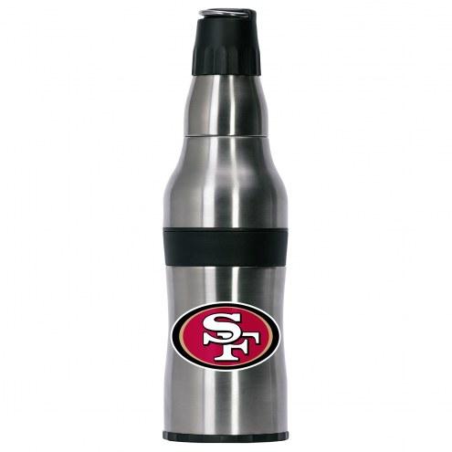 San Francisco 49ers ORCA Rocket Bottle/Can Holder