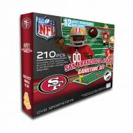 San Francisco 49ers OYO Game Time Set