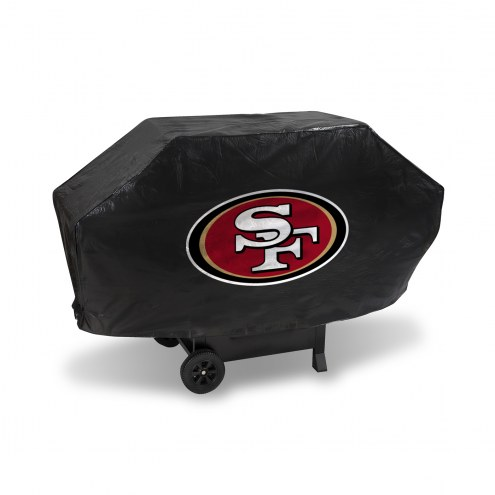 San Francisco 49ers Padded Grill Cover