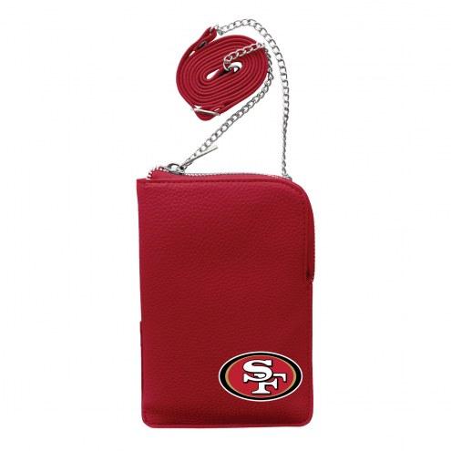 San Francisco 49ers Pebble Smart Purse