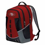 San Francisco 49ers Personnel Backpack