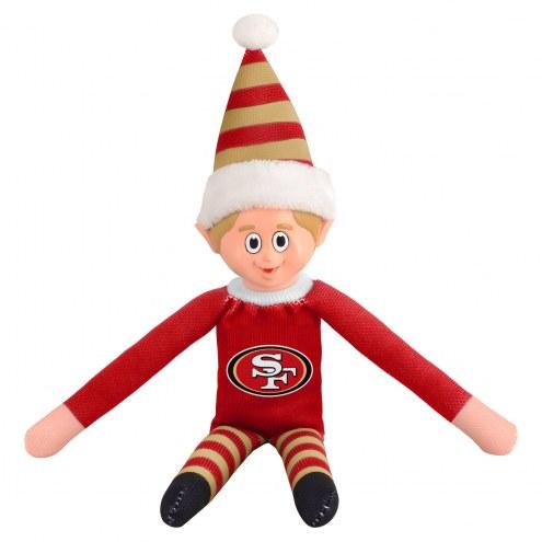 San Francisco 49ers Plush Elf