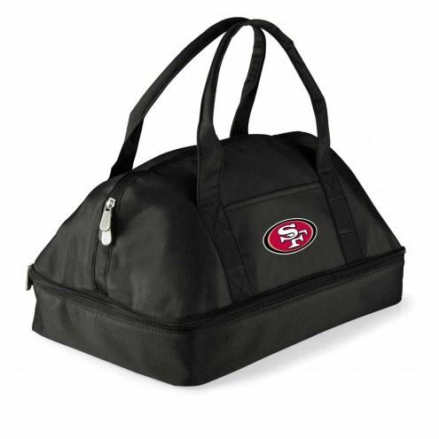 San Francisco 49ers Potluck Casserole Tote