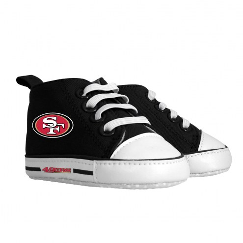 San Francisco 49ers Pre-Walker Baby Shoes