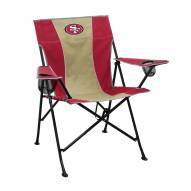 San Francisco 49ers Pregame Tailgating Chair