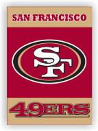 San Francisco 49ers NFL Premium 2-Sided House Flag