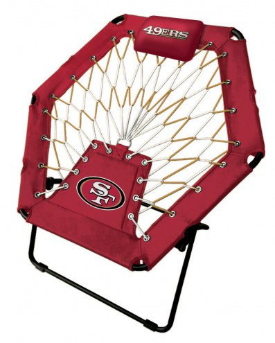 San Francisco 49ers Premium Bungee Chair