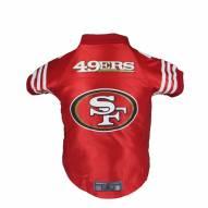 San Francisco 49ers Premium Dog Jersey