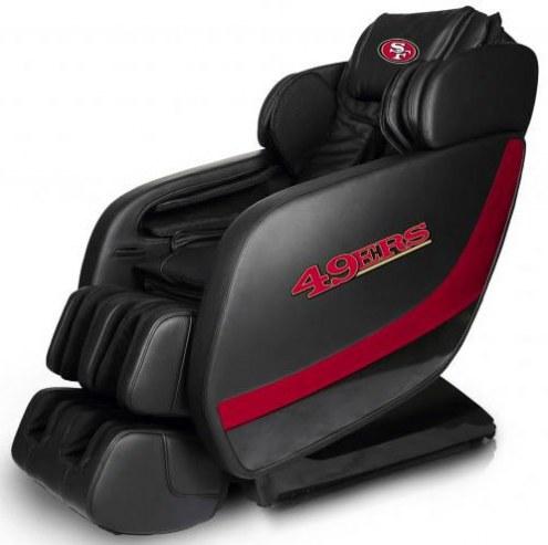 San Francisco 49ers Professional 3D Massage Chair