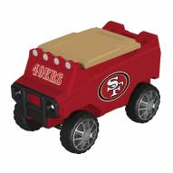 San Francisco 49ers Remote Control Rover Cooler