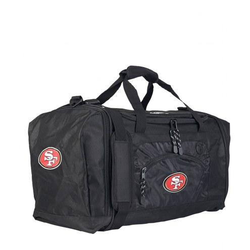 San Francisco 49ers Roadblock Duffle Bag