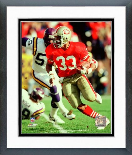 San Francisco 49ers Roger Craig Action Framed Photo
