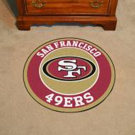 San Francisco 49ers Rounded Mat