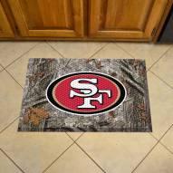San Francisco 49ers Scraper Door Mat