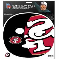 San Francisco 49ers Set of 8 Game Day Faces
