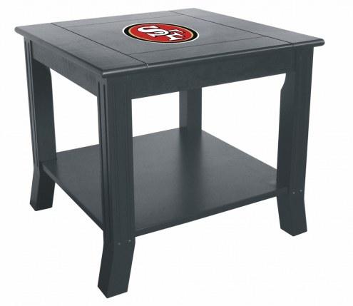 San Francisco 49ers Side Table