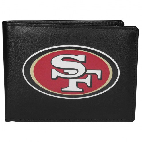San Francisco 49ers Large Logo Bi-fold Wallet