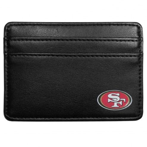 San Francisco 49ers Weekend Wallet