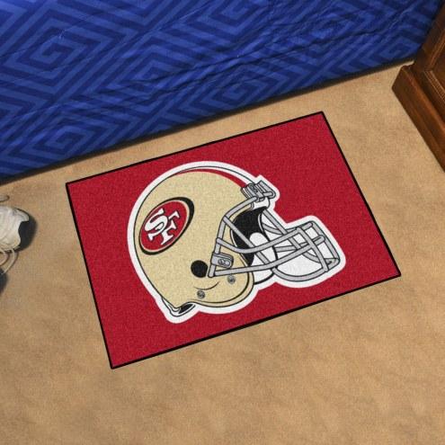 San Francisco 49ers Starter Rug