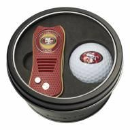 San Francisco 49ers Switchfix Golf Divot Tool & Ball