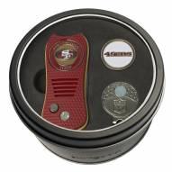 San Francisco 49ers Switchfix Golf Divot Tool, Hat Clip, & Ball Marker