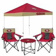 San Francisco 49ers Tailgate Bundle