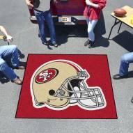San Francisco 49ers Tailgate Mat