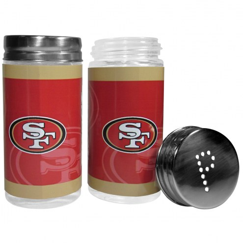 San Francisco 49ers Tailgater Salt & Pepper Shakers