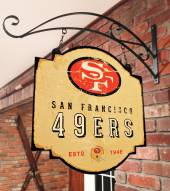 San Francisco 49ers Tavern Sign