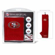 San Francisco 49ers Golf Gift Set