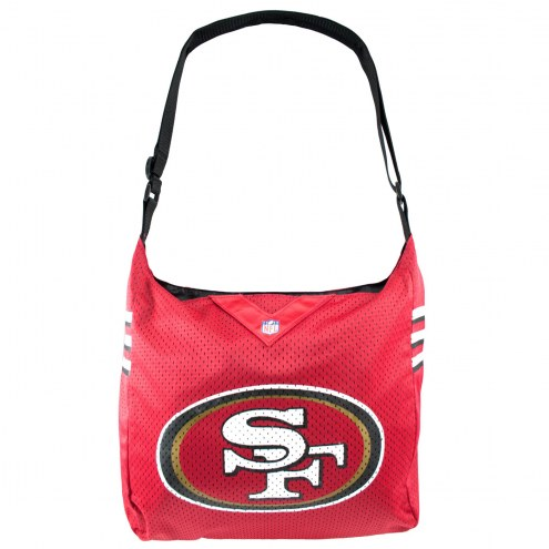 San Francisco 49ers Team Jersey Tote