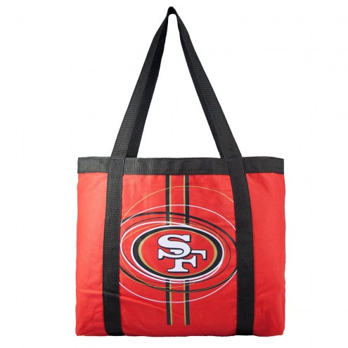 San Francisco 49ers Team Tailgate Tote